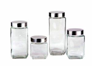 envases de vidrios para alimentos