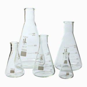 vidrio borosilicato