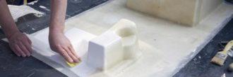 Masilla de fibra de vidrio