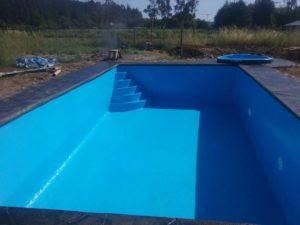 piscinas de fibra de vidrio precios