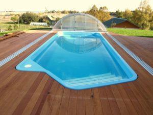 piscinas de fibra de vidrio en santiago