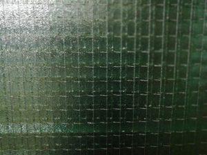 vidrio armado