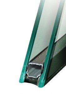 vidrio bajo emisivo con control solar