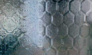 vidrio impreso templado