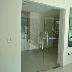 vidrio laminado 4+4