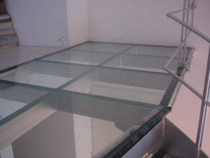 vidrio laminado espesores